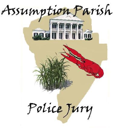 Assumption Parish Police Jury Logo